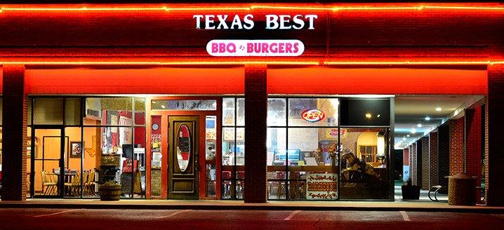 Texas Best Bbq Burgers